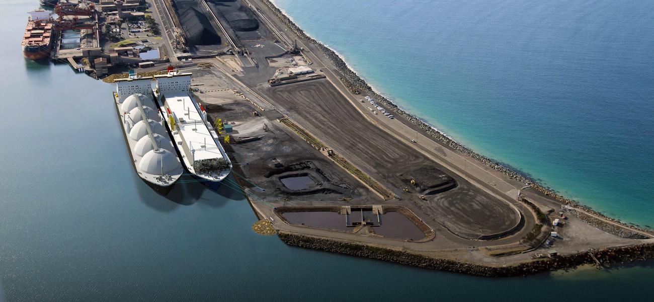 Port Kembla Gas Terminal - Liberty Industrial News Release